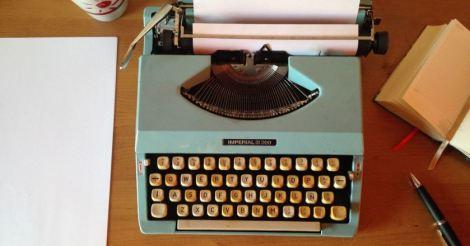 Typewriter Creative Commons