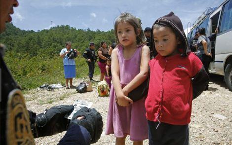 Immigrant Children Photo from Hola-Arkansas